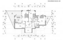 Teise korruse plaan M 1:100